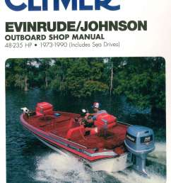 evinrude johnson 48 235 hp 1973 1990 outboard boat repair manual sea drive omc v4 engine diagram [ 1024 x 1349 Pixel ]