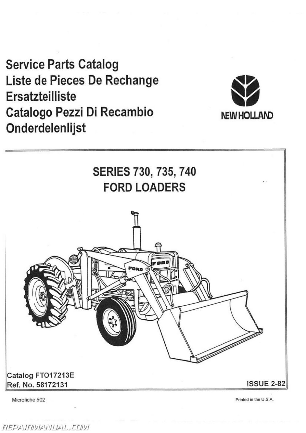 medium resolution of ford 3550 4500