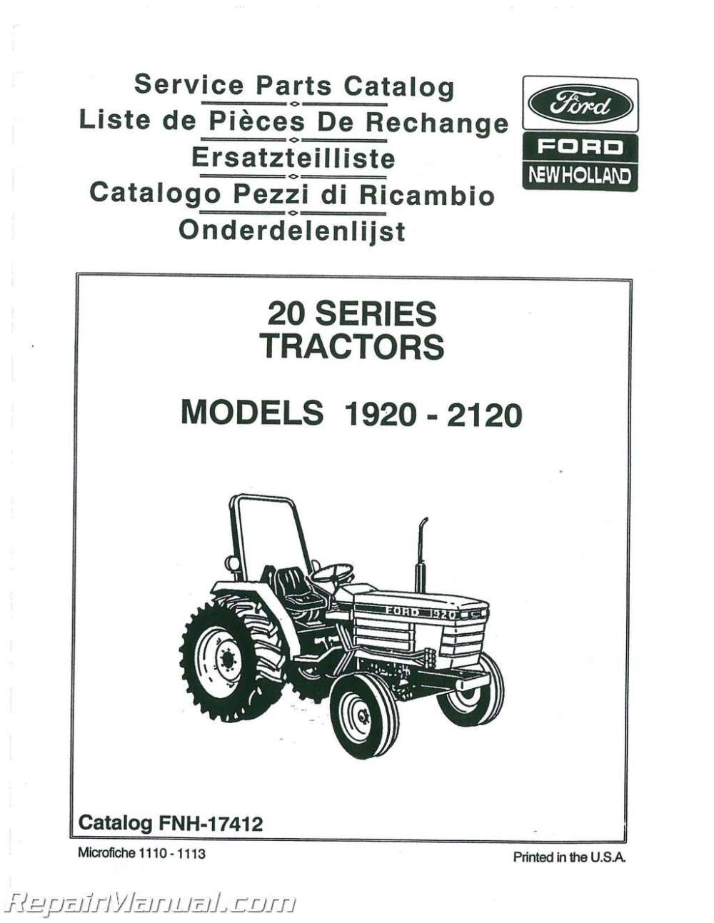 medium resolution of ford part catalog with diagram