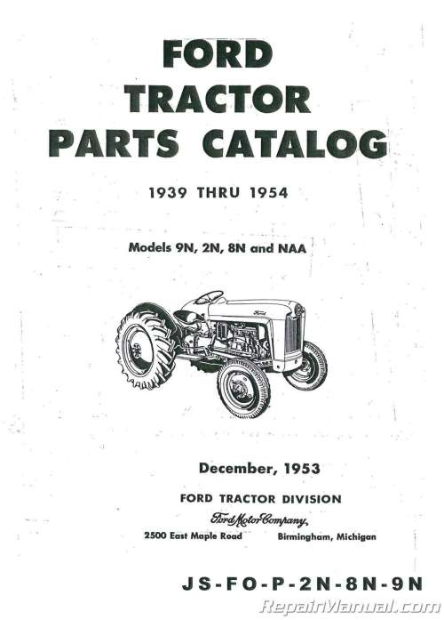 small resolution of 8n ford tractor parts diagram wiring diagram forward 8n ford tractor radiator diagram