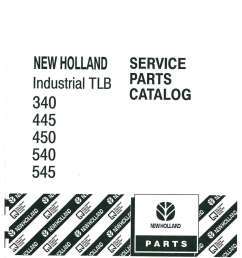 ford 340 445 450 540 545 tractor parts manual ford focus parts schematic ford parts schematic [ 1024 x 1317 Pixel ]