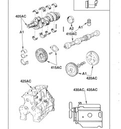 ford tractor engine schematic [ 1024 x 1325 Pixel ]