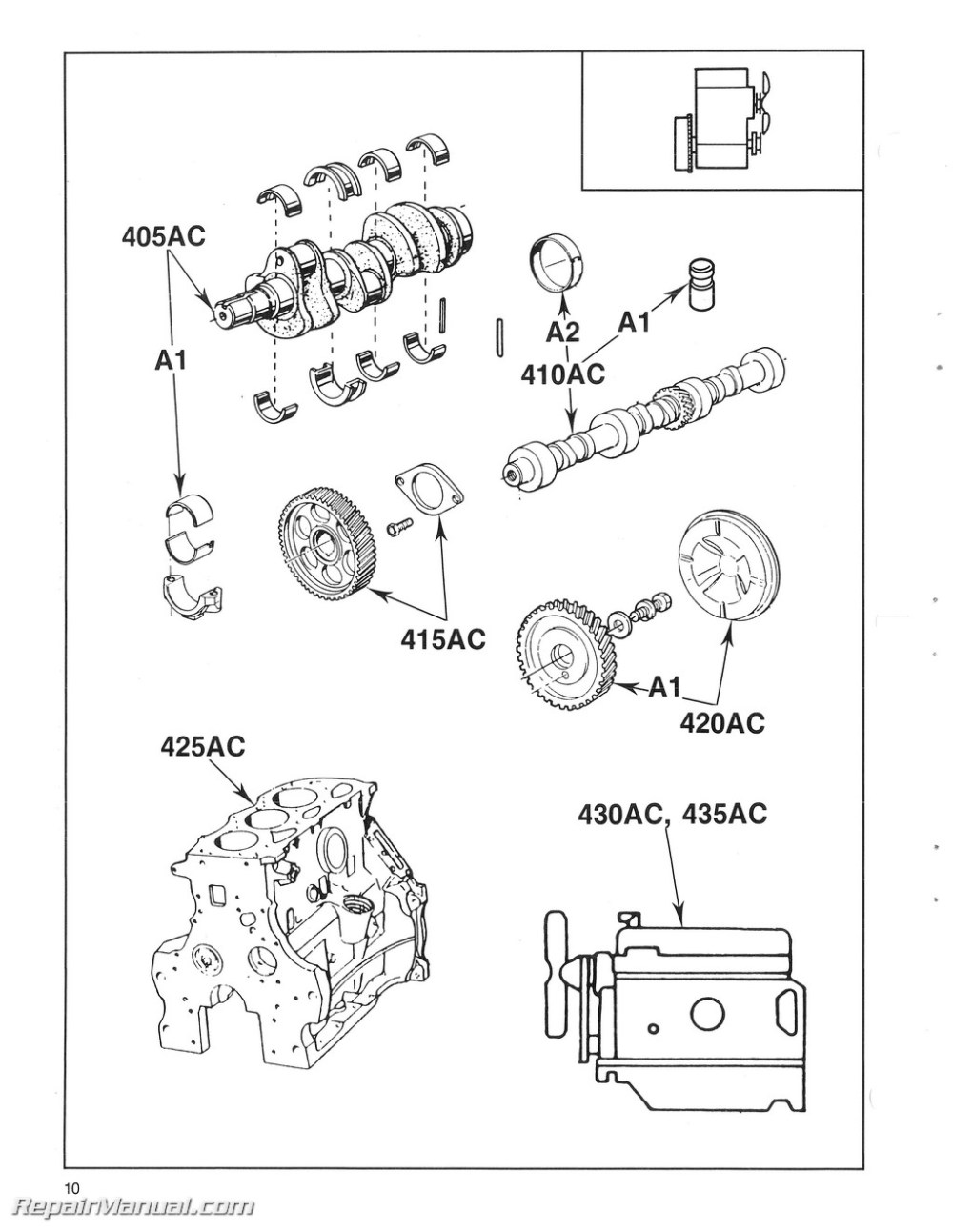 medium resolution of ford tractor engine schematic