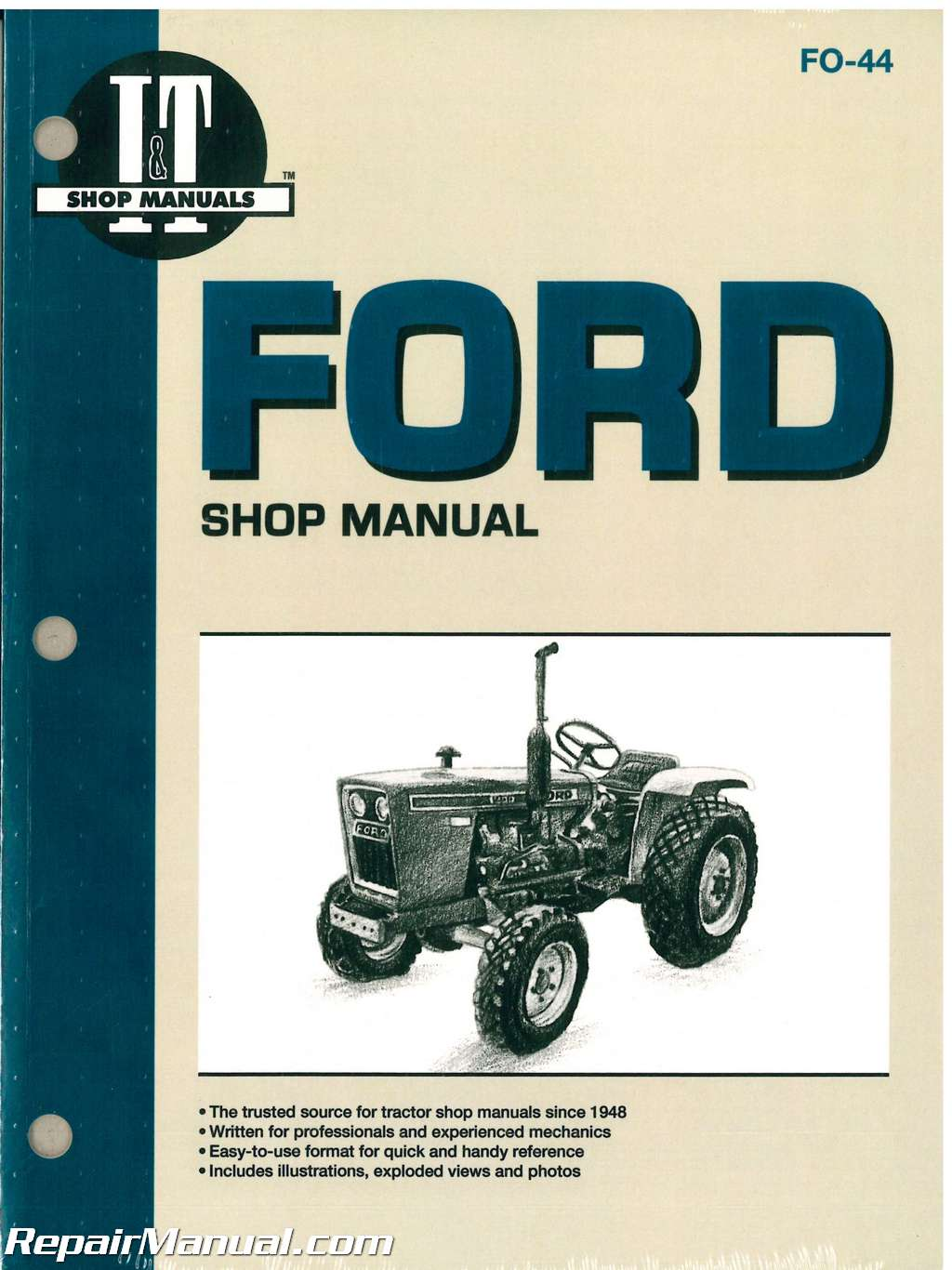 Ford 1910 Tractor Wiring Diagram Ford New Holland 1100 1110 1200 1210 1300 1310 1500 1510