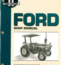 ford 3910 tractor electrical wiring diagram diesel [ 1024 x 1374 Pixel ]