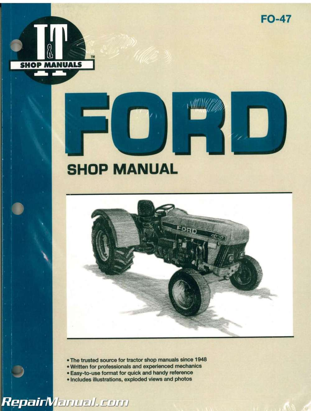 medium resolution of ford 3230 tractor alternator wiring diagram