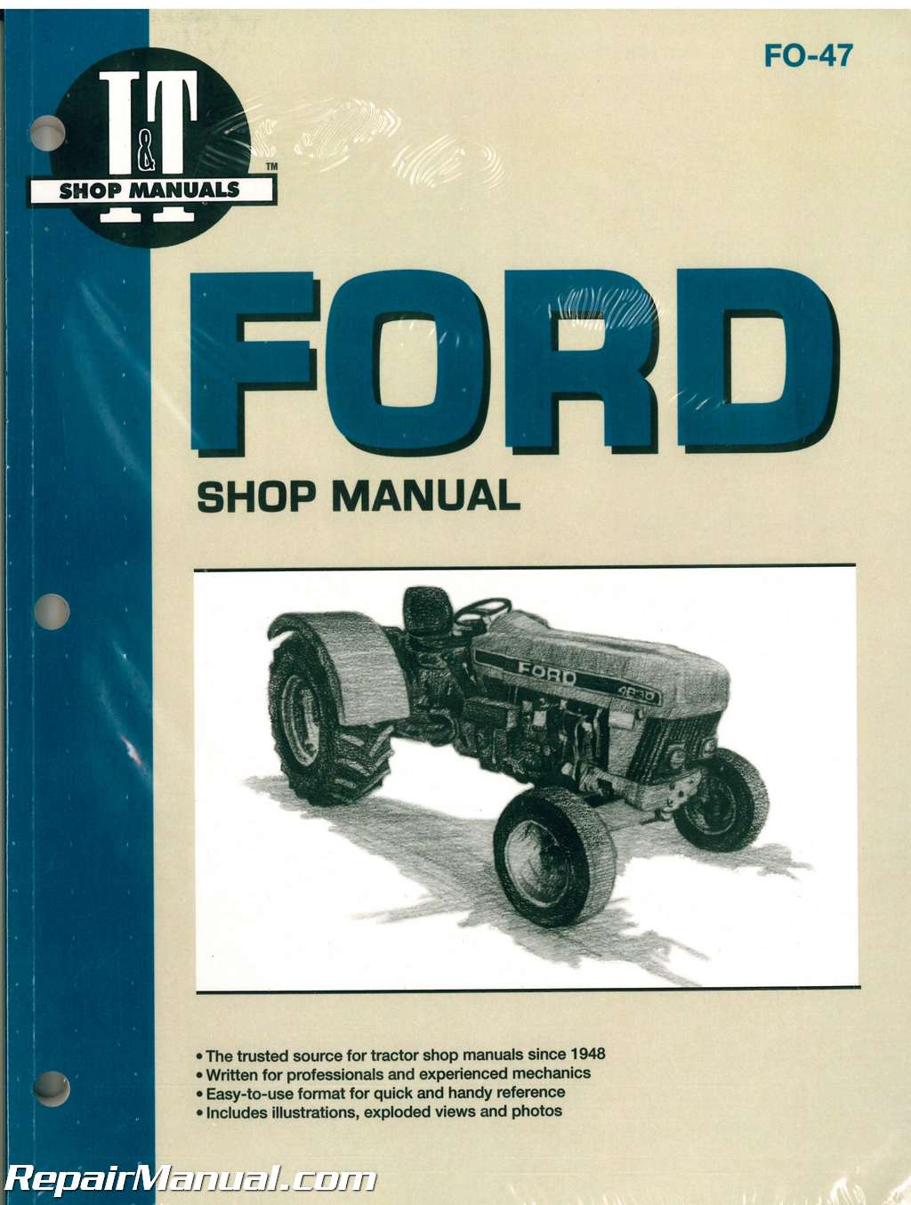 hight resolution of ford 3930 repair manual electrical wiring