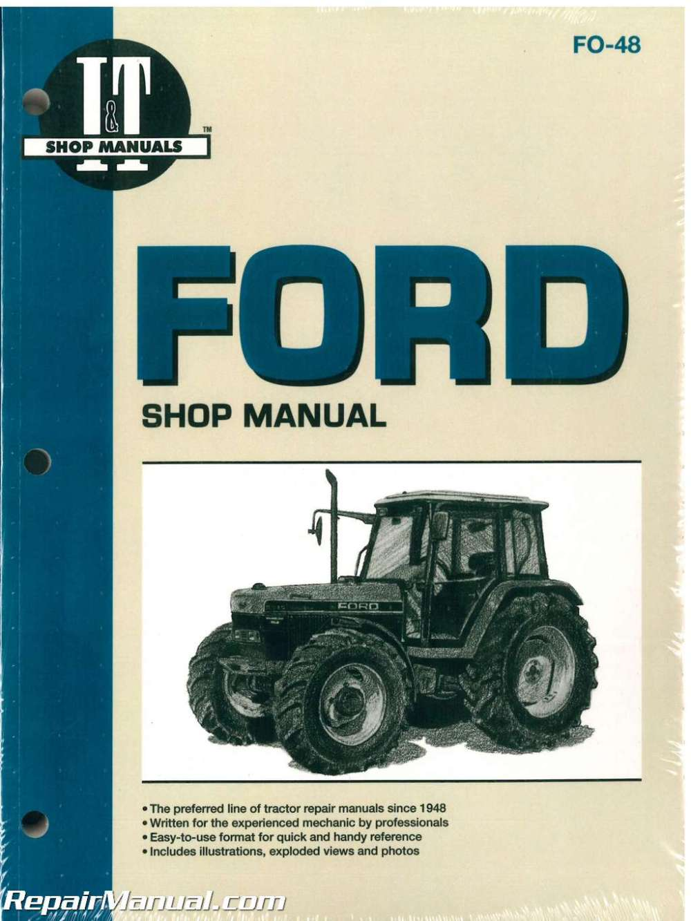 medium resolution of ford new holland 5640 6640 7740 7840 8240 8340 tractor workshop manual ford 8630 wiring diagram ford 8340 wiring diagram