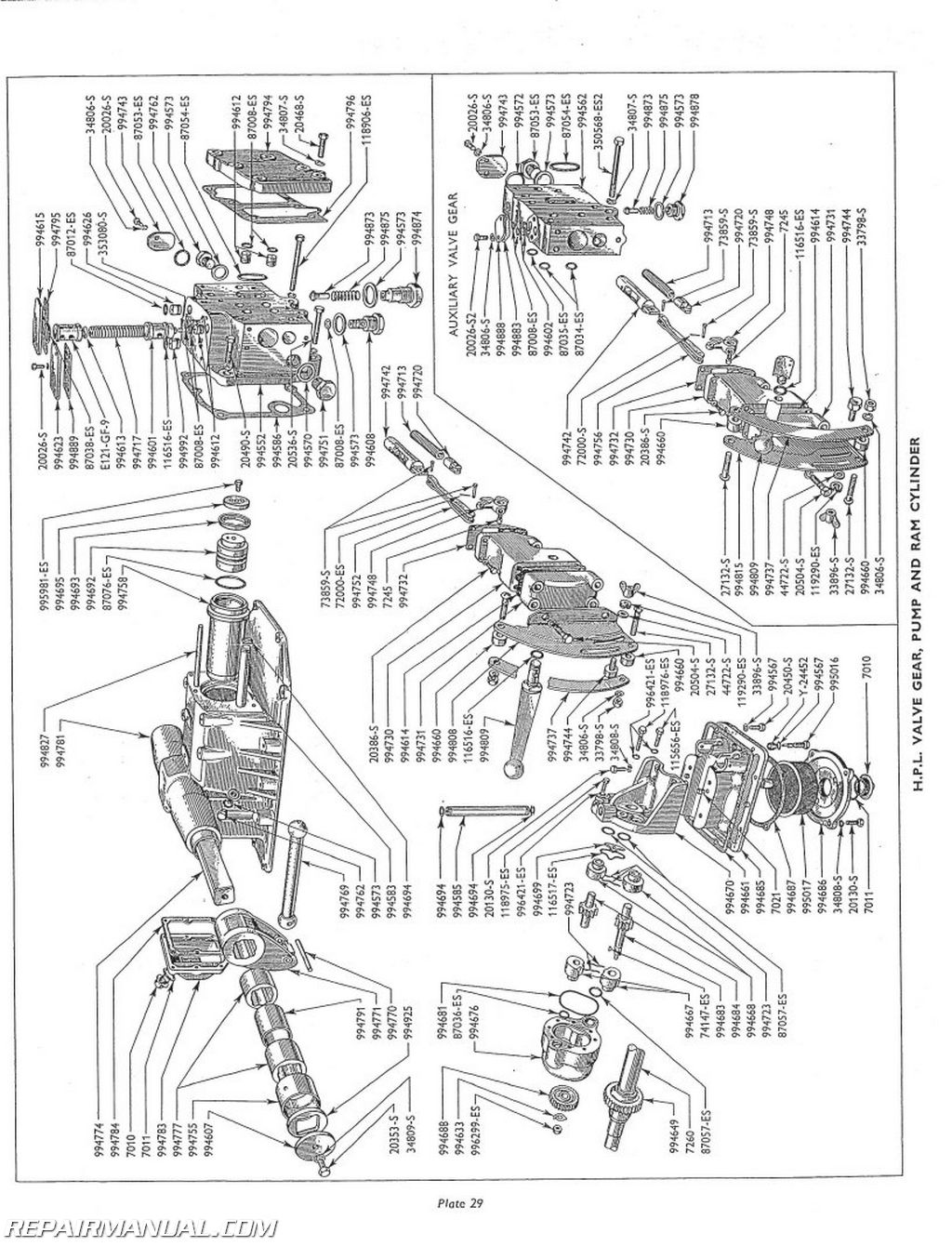 hight resolution of ford 5000 tractor parts manual imageresizertool com