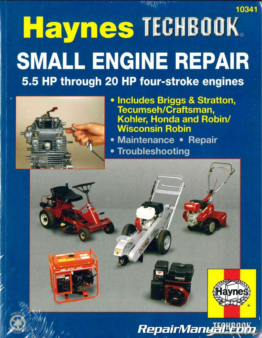 hight resolution of haynes small engine