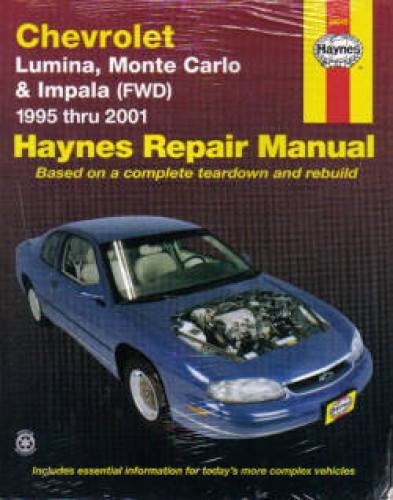 2004 Chevy Impala Repair Guides