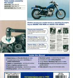 haynes 1985 2014 honda cmx250 rebel cb250 nighthawk twins motorcycle service repair manual [ 1024 x 1326 Pixel ]