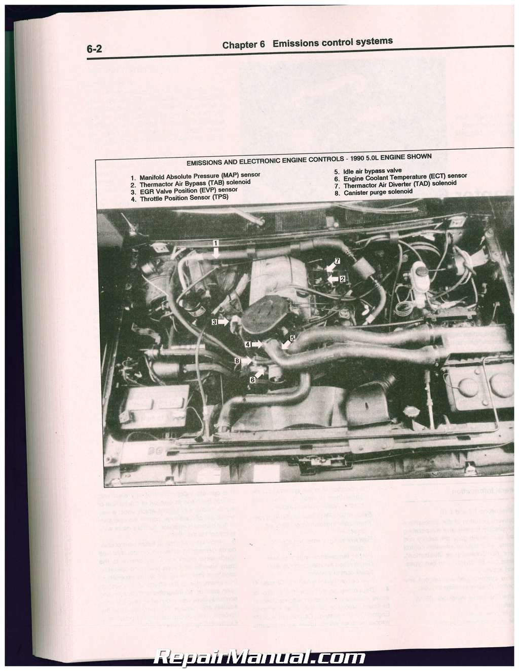 1985 Ford Bronco Wiring Diagram
