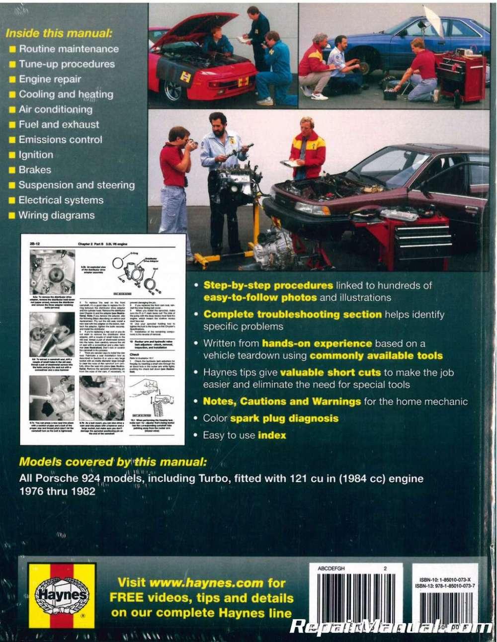 medium resolution of porsche 924 ignition wiring diagram