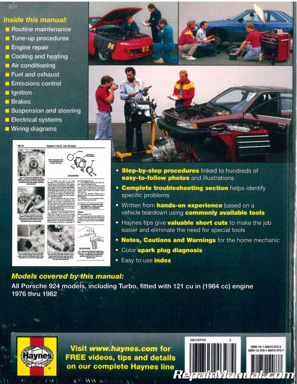 hight resolution of porsche 924 ignition wiring diagram
