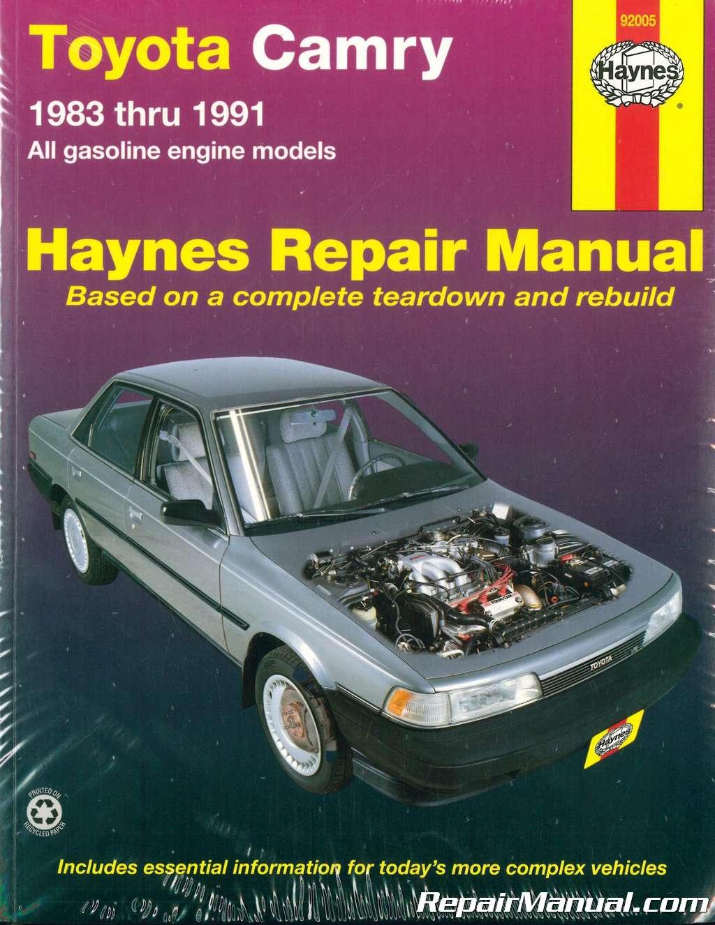 Toyota Camry Parts Catalog Auto Parts Diagrams