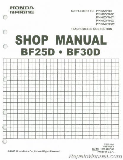 1988-1991 Yamaha YFM100 Moto-4 ATV Service Manual