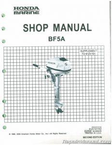 1980-1983 ATC185 ATC200 Honda Shop Manual