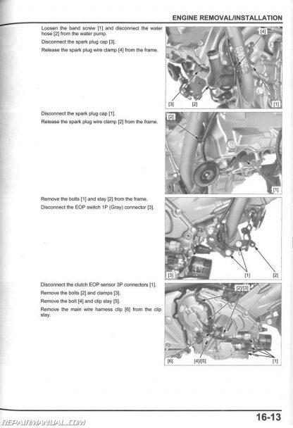 2012-2015 Honda NC700X XD XA SA / NC750XA SA Motorcycle