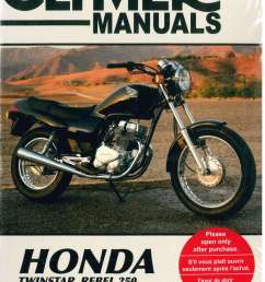 honda rebel 250 engine repair guide [ 1024 x 1479 Pixel ]