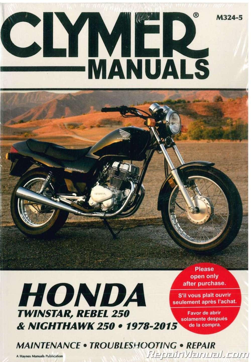 medium resolution of honda rebel 250
