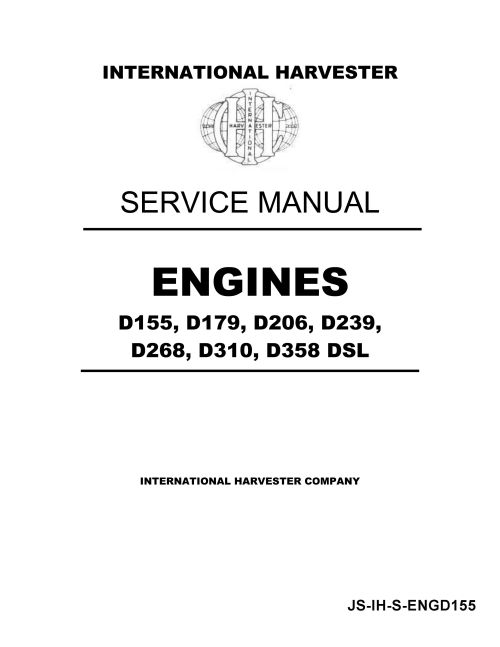small resolution of ih diesel engine
