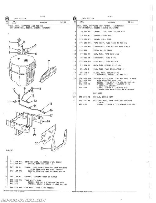 small resolution of farmall 504 tractor wiring diagram