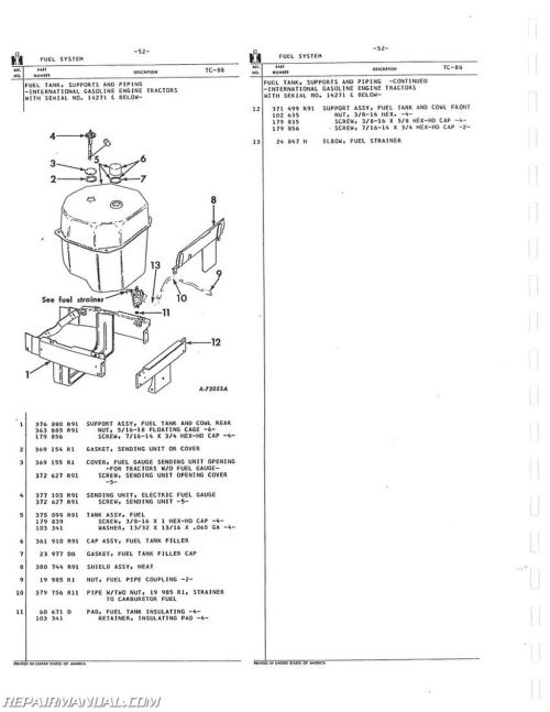 small resolution of 504 farmall gas wiring diagram farmall 504 water pump farmall 350 farmall 706