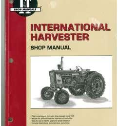 international harvester 100 2504 b 275 b 414 farm tractor service manual [ 1024 x 1325 Pixel ]