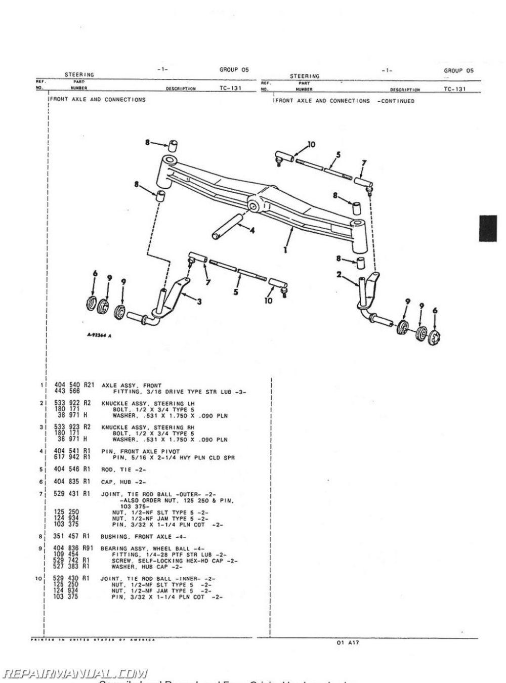 medium resolution of  cub lo boy wiring diagram on cub cadet wiring diagram cub lo boy tractor