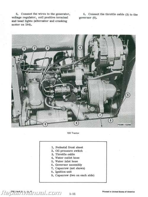 small resolution of 154 international harvester wiring schematic