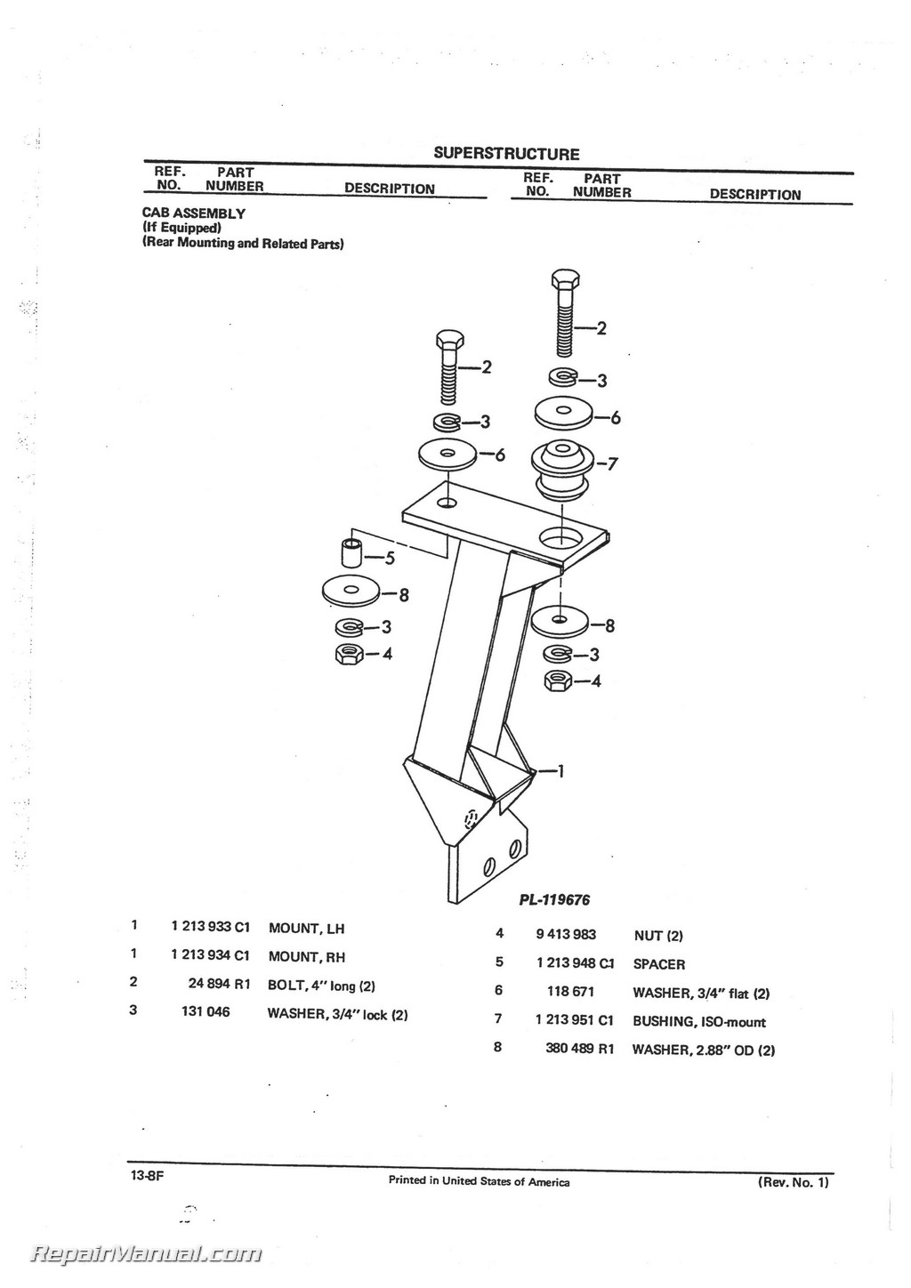 Farmall H Hydraulic Pump Diagram