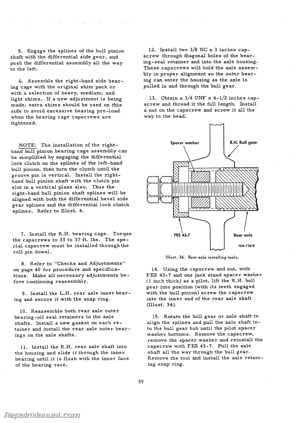 international 454 tractor wiring diagram 3 way outlet switch harvester 424