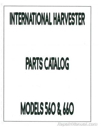 International Harvester Farmall 460 Utility Tractor