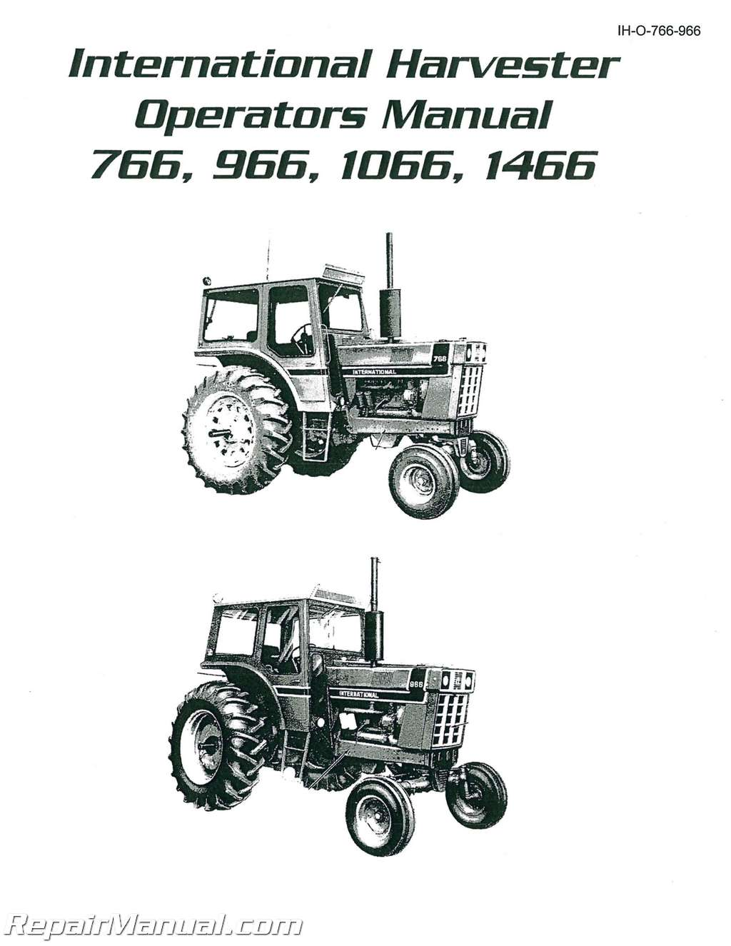 Ih 1066 Wiring Diagram Detailed Schematics 656 Tractor Free Picture Source Farmall H Conversion