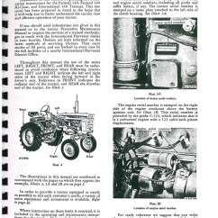 International 424 Tractor Wiring Diagram I320 Emergency Ballast Harvester 1200