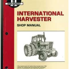 Case Tractor Wiring Diagram Solar Inverter Circuit Farmall B Toyskids Co International Harvester 544 656 666 686 Hydro 70 Farmal Firing With Cutout