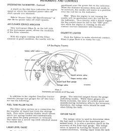 international harvester farmall 806 tractor operators manual farmall 806 wiring diagram [ 826 x 1169 Pixel ]