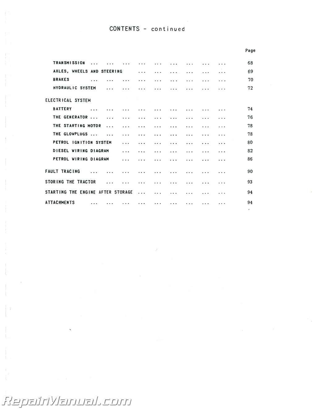 hight resolution of international harvester farmall b 275 gas and diesel operators manual