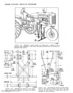 International Harvester Farmall Tractor Engine Clutch