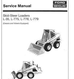 skid steer hydraulic schematic [ 1024 x 1373 Pixel ]