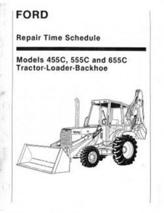 Case 970 Tractors Parts Manual