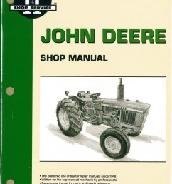 john deere 1020 1520 1530 2020 2030 tractor workshop manual [ 1024 x 1365 Pixel ]