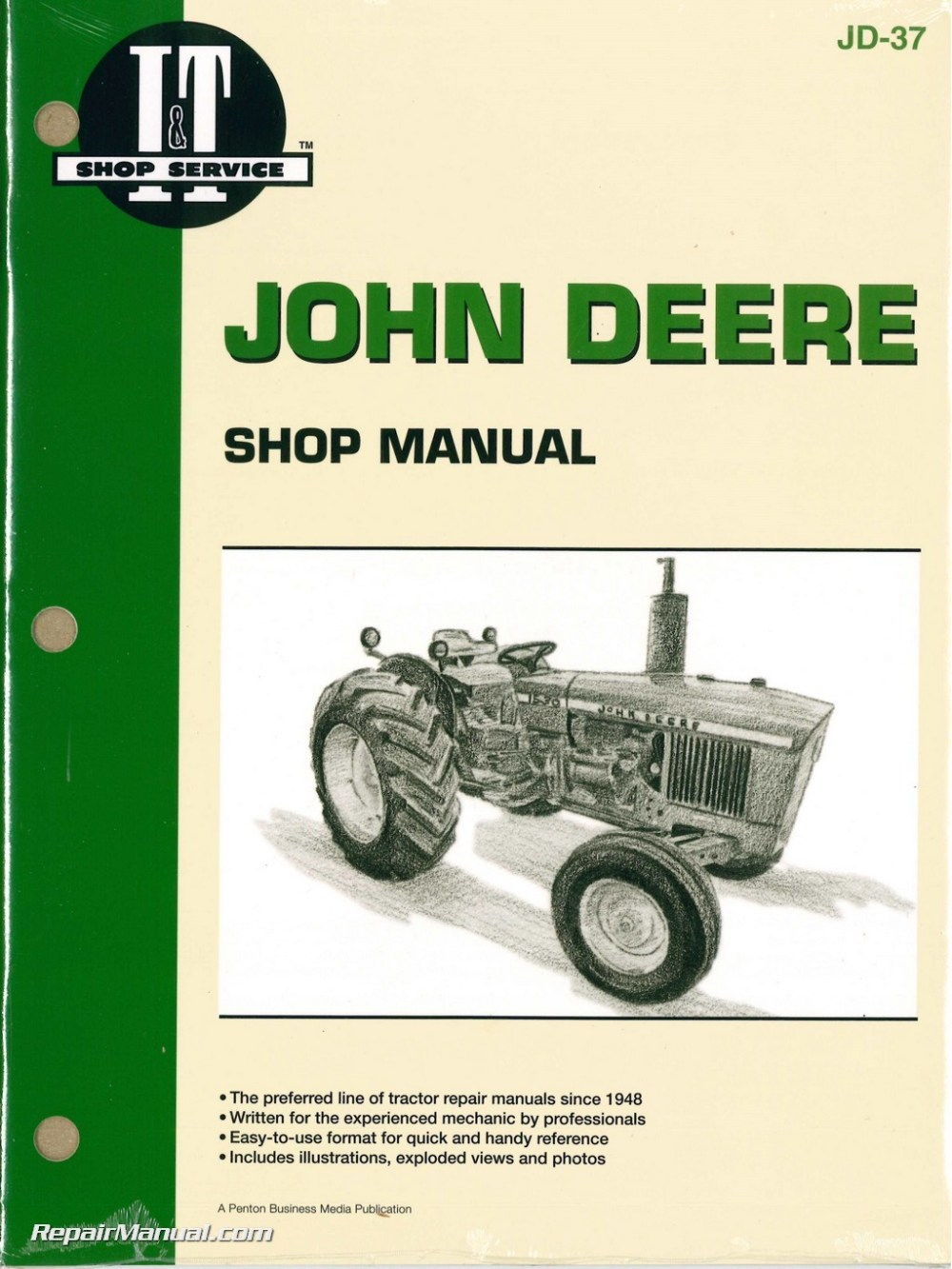 medium resolution of john deere 1020 1520 1530 2020 2030 tractor workshop manual