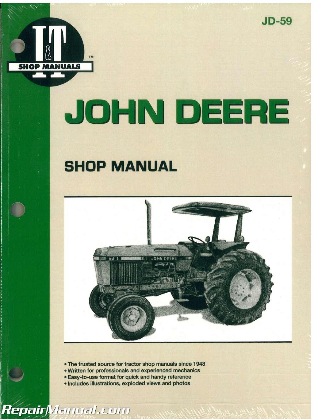 john deere 2750 alternator wiring diagram 1996 ford explorer starter 2755 2855 2955 tractor workshop manual