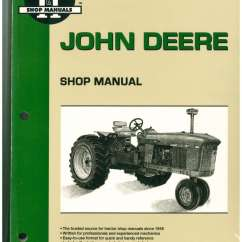 John Deere 3020 Wiring Diagram Single Phase Motor With Run Capacitor 3010 4000 4010 4020 4320 4520 4620 5010 5020 And 6030 Tractor Manual