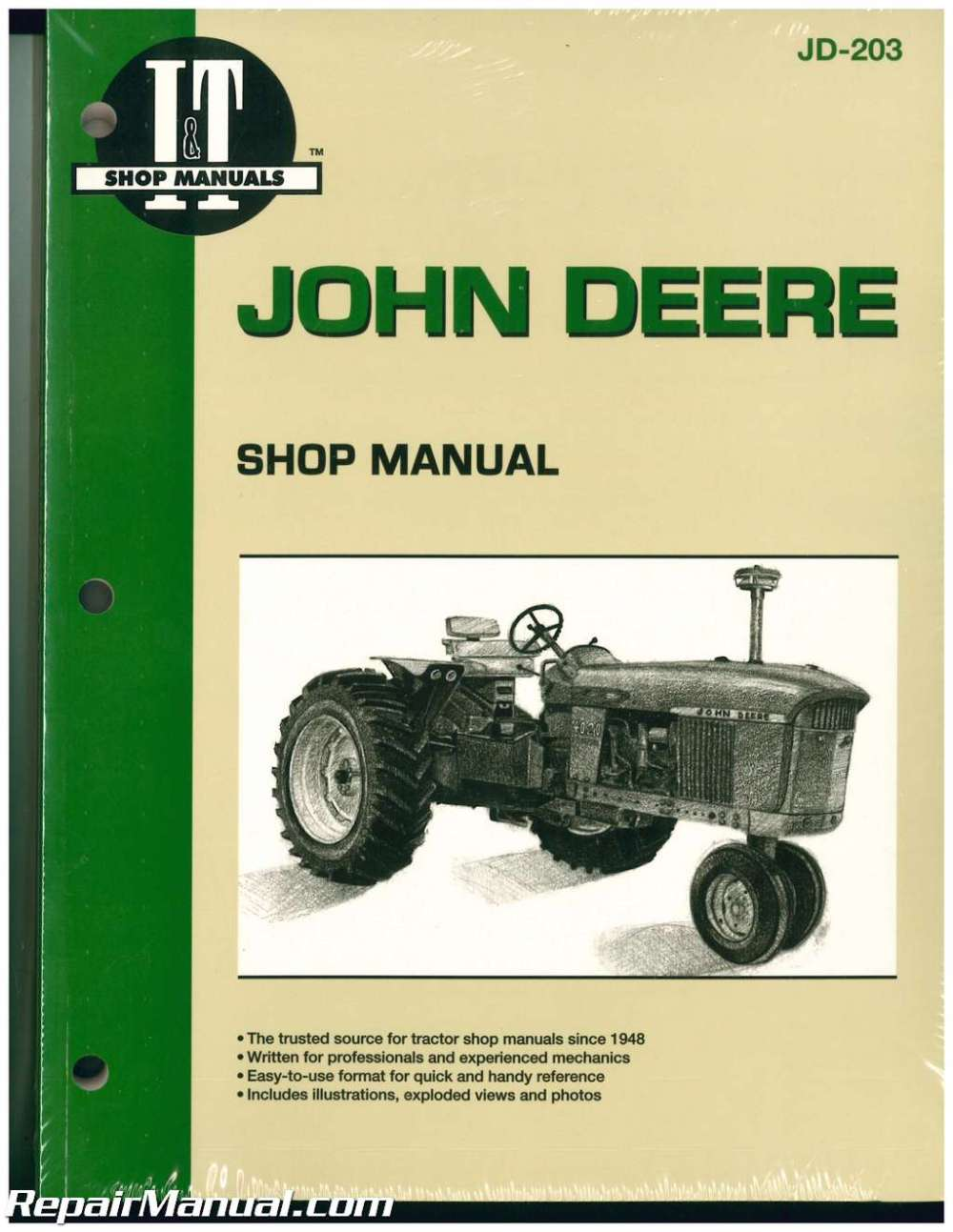 medium resolution of john deere 3010 3020 4000 4010 4020 4320 4520 4620 5010 5020 and 6030 tractor manual