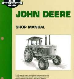 john deere 4030 4230 4430 4630 tractor workshop manual wiring diagram for 420 john deere tractor wiring diagram for 4230 [ 1024 x 1391 Pixel ]