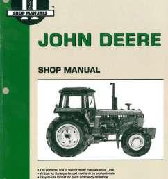 john deere 4050 4250 4450 4650 4850 tractor service manual john deere 4250 wiring diagram [ 1024 x 1399 Pixel ]