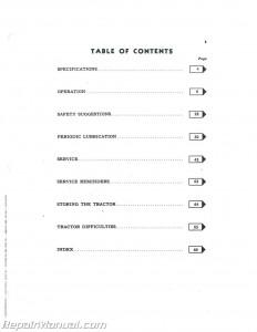 John Deere 440C Gas Crawler Operators Manual